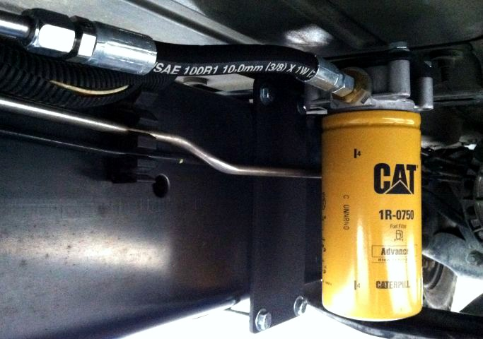 cummins fuel filter kit